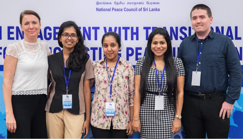 Youth Peace Champions Colombo 2019